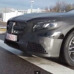 VIDEO: New Mercedes S Class Coupe spotted in Stuttgart; Geneva debut
