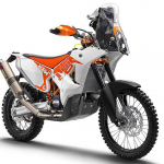 New 2015 KTM 450 Rally Replica made available