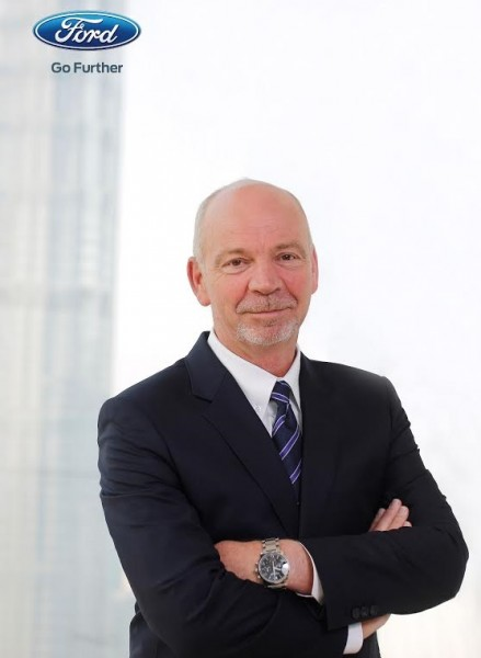 Nigel Harris is the new President at Ford India; Joginder Singh to Repatriate to U.S as Director Corporate Strategy