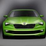 Skoda VisionC Concept Revealed; Geneva Debut