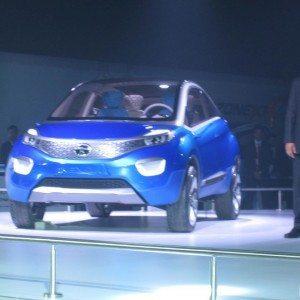 tata motors Rexon Concept  (2)