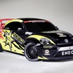 Volkswagen Rallycross Beetle showcased at Chicago Auto Show