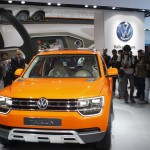 Auto Expo 2014 LIVE: Volkswagen Taigun India debut [Images & Details]