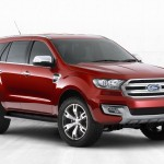 Ford Everest Concept / New Endeavour Showcased at Bangkok: India Launch Soon