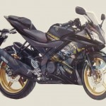 Upcoming 2014 Yamaha YZF R15 V3.0 images leaked; launch next month!