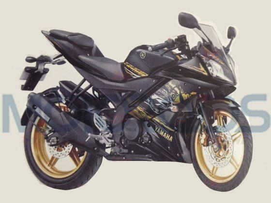 New Yamaha R15 v3 New 2014 Yamaha Yzf R15
