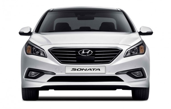 Check Out the New 2015 Hyundai Sonata in these images