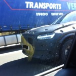 Upcoming 2015 Volvo XC90 spotted testing in production guise