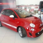 FIAT showcases New Linea and Abarth 500 at FIAT Caffe, Pune