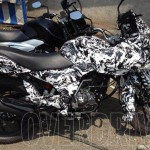 Semi-faired Bajaj Discover F150 images surface; launch soon! [SPIED]