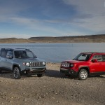 India bound Jeep Renegade SUV Leaked; Geneva Debut