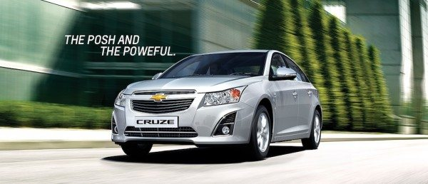 Yet Another Chevrolet Cruze Facelift Launched in India