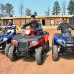 Polaris Experience Zone off-road track launched at Dharuhera, Haryana