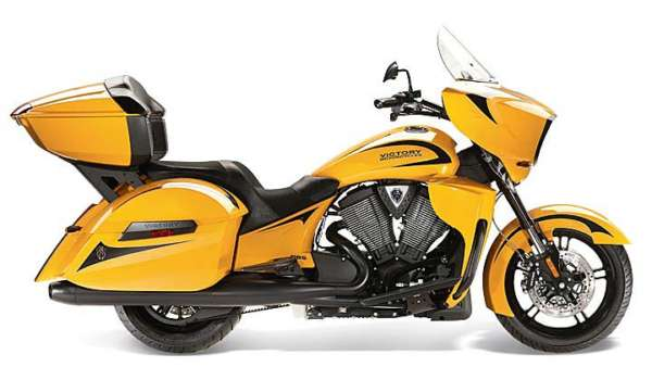 Victory Motorcycles to hit Indian shores