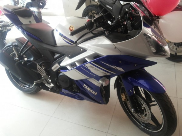 New color schemes for Yamaha R15 and Yamaha FZ [SPIED]