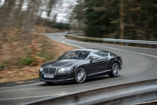 Geneva Motor Show 2014 LIVE: Bentley Continental GT Speed unveiled