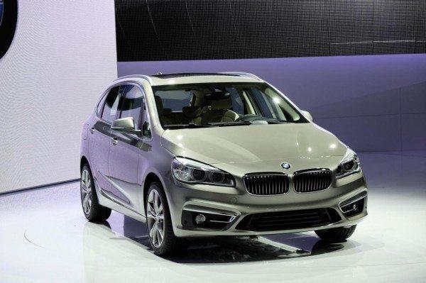 Geneva Motor Show 2014 LIVE: BMW 2 Series Active Tourer [Images & Details]