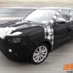 EcoSport rivaling SsangYong XLV interiors spotted; Geneva debut