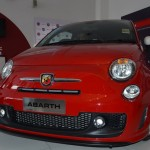 Fiat 500 Abarth India Launch Could happen in October; Prices and Details here[Image Gallery]