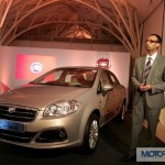 LIVE from Fiat Linea facelift India launch event [Prices, Features, Images & Details]