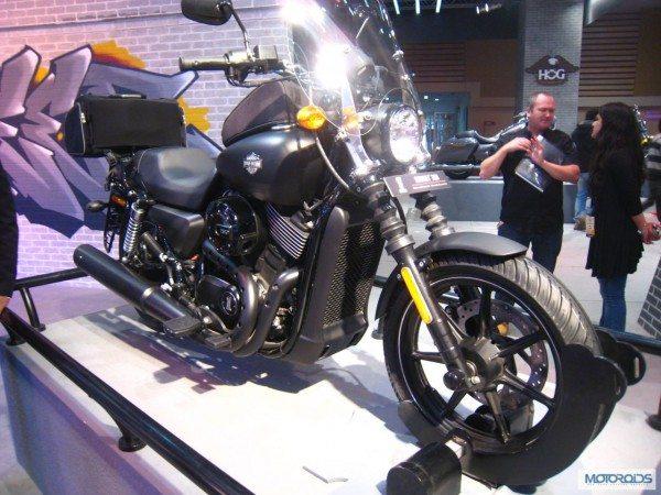 Harley Davidson Street 750 Booking stats- Pune dealer garners 100 bookings in just 5 weeks of launch