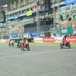 Honda One Make Race-Round 1 held at BIC