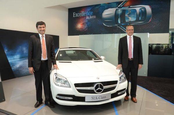 Mercedes Benz inaugurates its second dealership in Madhya Pradesh