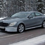 Mercedes Benz CLS facelift release date annoucned; June 23 it is!