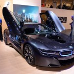 BMW delivers first eight i8's to customers