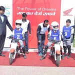 Honda & Reliance GI kickstart National Safety Week 2014