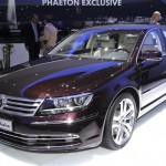 Next generation Volkswagen Phaeton in pipeline!