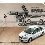 Skoda Rapid Ultima Edition launched @ INR 8.3 Lakhs
