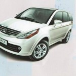 Tata Aria Facelift Launch Next Week; Prices and Details here