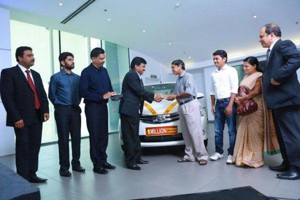 Toyota Kirloskar Motor sales in India touches One Million mark