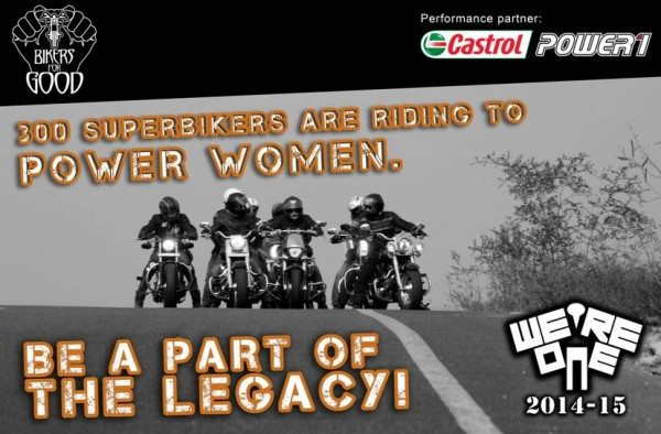 Delhi Bikers all set to bring Women's Day Month to a Grand Closing