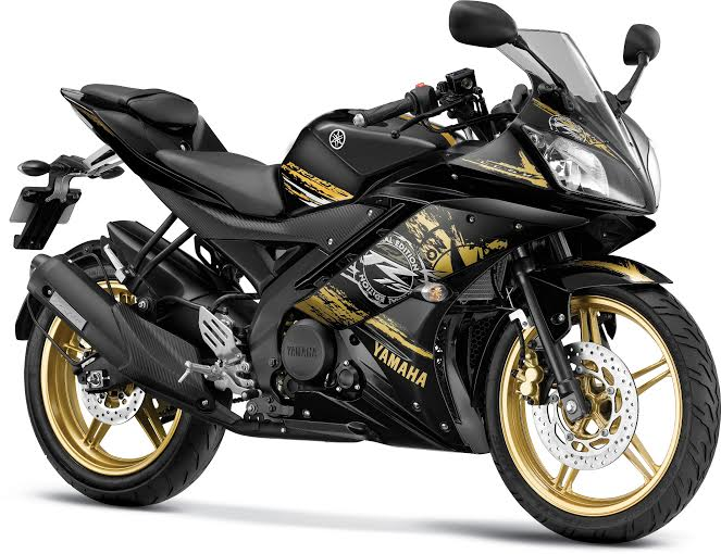 New 2014 Yamaha YZF R15 V3.0 to come with at least 4 new color options