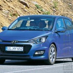 2015 Hyundai i20 rendering, spy images and details