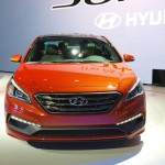 New York Auto Show 2014- 2015 Hyundai Sonata showcased