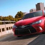 Ongoing 2014 New York International Auto Show- 2015 Toyota Camry unveiled