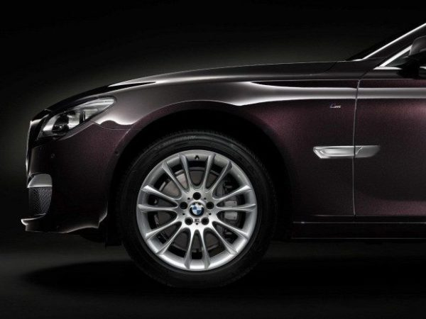 BMW 7 Series Horse Edition to be shown at Beijing Motor Show