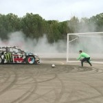 Sponsored Video: Castrol Footkhana Witnesses Ken Block and Neymar Jr Face Off