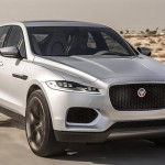 Jaguar starts track testing upcoming SUV