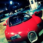 Justin Bieber flaunts his Bugatti Veyron Grand Sport on Instagram!