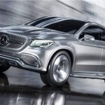 Beijing LIVE – Mercedes Concept Coupe previews the MLC at Auto China