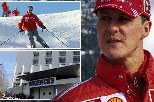 Schumacher has 'moments of consciousness': Spokeswoman