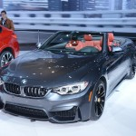 LIVE 2014 New York International Auto Show-  BMW M4 Convertible images