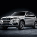 Updated BMW X5 eDrive concept headed to New York Auto Show