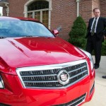 Test Drive a Cadillac and get paid $100