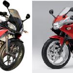 Hero HX 250R vs Honda CBR250R — The exes meet and how!