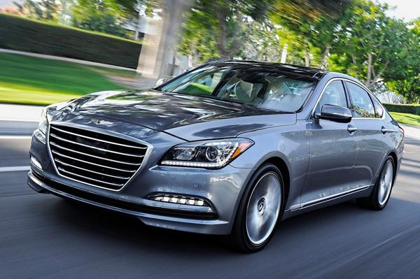 How much will you pay for 5 Series rivalling Hyundai Genesis in